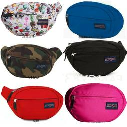 Jansport 100% Authentic Fifth Avenue Fanny/ Waist Pack, Blac