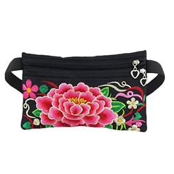 BAGGY Women Ethnic Embroidered Bag National Vintage Embroide