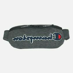 Champion Men's Prime Waist Bag, Granite Heather, One Size