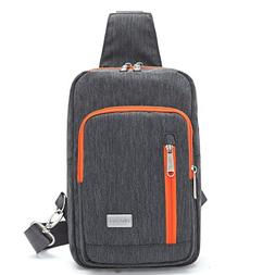 Chest Bag Lightweight Chest Pack sports small backpack Sling