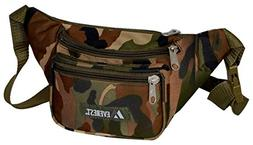 Everest Waist Pack, Woodland Camo