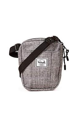 Herschel Supply Co. Cruz Crossbody, Raven Crosshatch, One Si