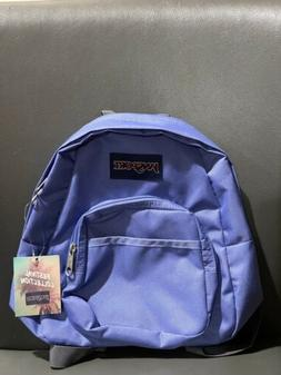 JanSport Half Pint Backpack - 12.3 inch - Bleached Denim - J