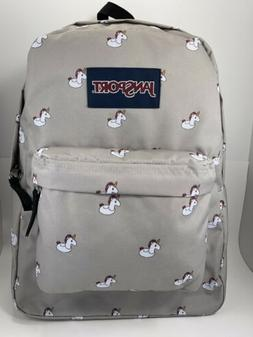 JanSport Superbreak Backpack Unicorn