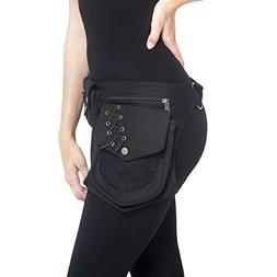 Practical Fannypack Cotton Waistbag Travel Utility Travel Be