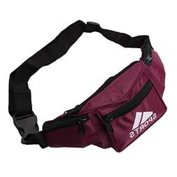 Upupo Waterproof Sport Waist Bag, Outdoor Bag Pack for Men a