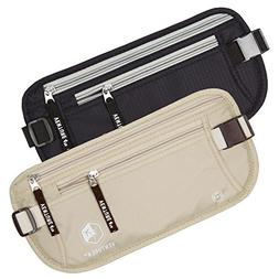 Travel Money Belt - Keeps Your Cash Safe When Traveling - Hi