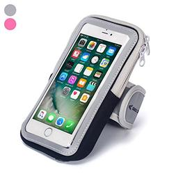 Sports Armband: Cell Phone Holder Case Arm Band Strap with Z