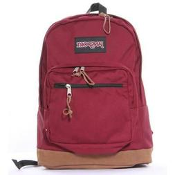 Jansport Bags Right Pack Back Pack Men Red Brand New