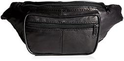 Unisex Original Bike Bag - Leather Black