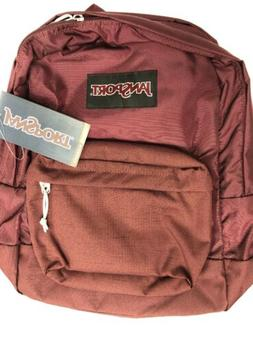 Jansport Blk Labrl Superbreak Dried Fig Backpack # T60g47r