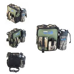 Canvas Multifunction Fishing Bag Waterproof Waist Bag Fishin