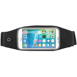 Cellet Cellphone Sweat Resistant Sports Armband, Storage Bel