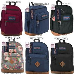 JANSPORT SYNTHETIC LEATHER BOTTOM,LAPTOP,COOL BIG STUDENT,CI