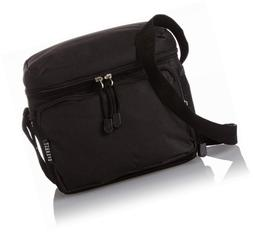 7a6228cbdaa0 Everest Cooler Lunch Bag, Black, One Siz...