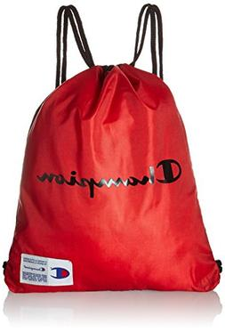 Champion Men's Double Up Carrysack, Bright red, One Size