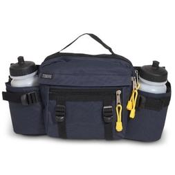 everest Dual Hydration Waist Pack Navy By