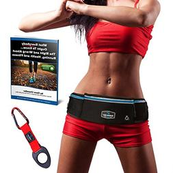 Running Belt Max Amazing Exercise, Yoga, Travel Pack for iPh
