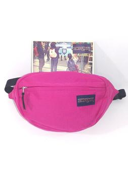 JanSport Fifth Ave Waist Pack Fluorescent Pink