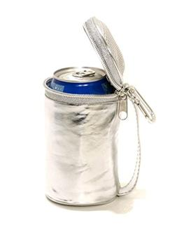 foil single can cooler