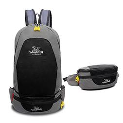 LGC Products foldable backpack Lightweight-Packable Backpack
