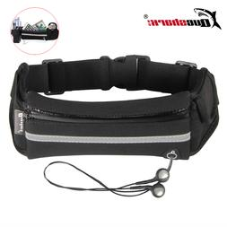 QUESHARK <font><b>Running</b></font> Waist Bag Fitness <font