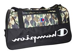 Champion Forever Champ Utility Duffle Bag with Shoulder Stra
