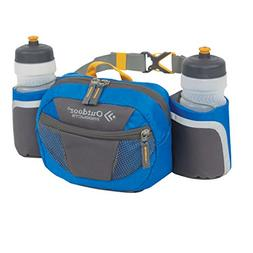 Outdoor Products H2O Mojave Waist Pack, Victoria Blue
