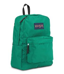 JanSport JS00T5013P5 Superbreak Backpack, Varsity Green