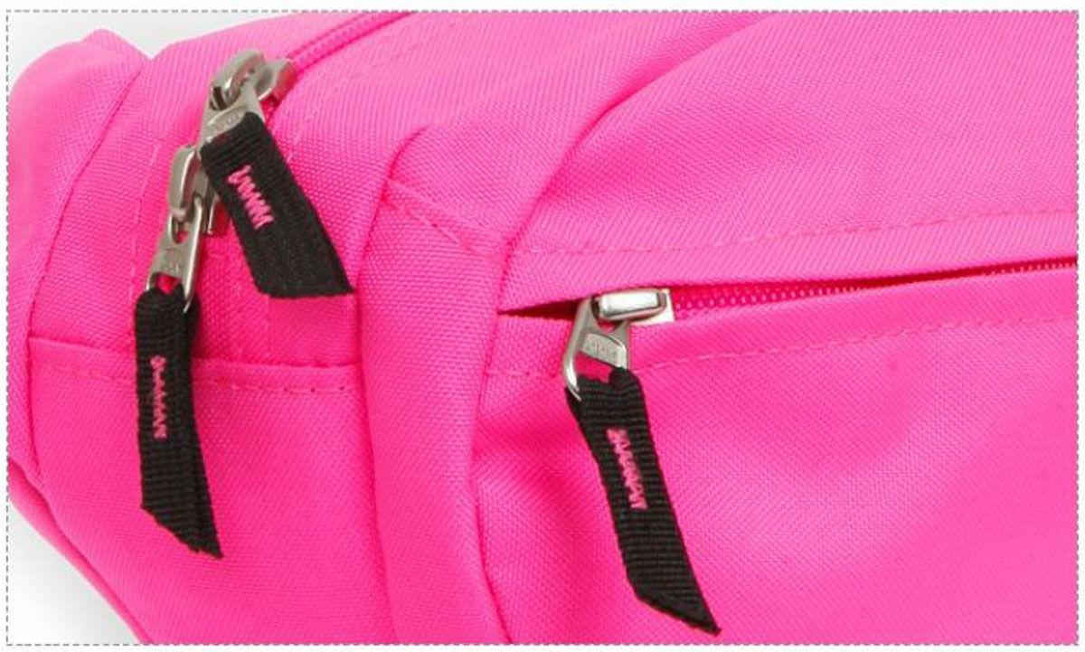 Jansport Authentic Black,Pink,