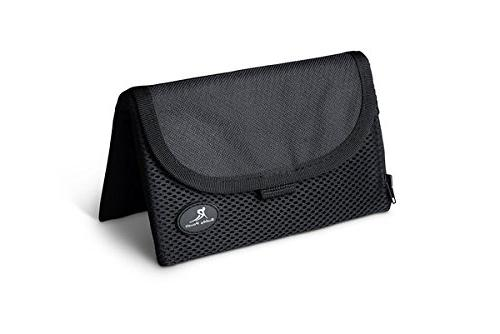 Running Buddy Highly Rated Buddy Pouch Black  Patented Magne