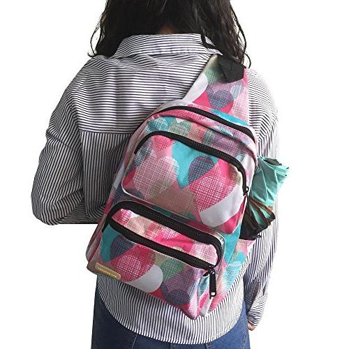 ZCL Girls Backpack, Hiking Sling Bags for