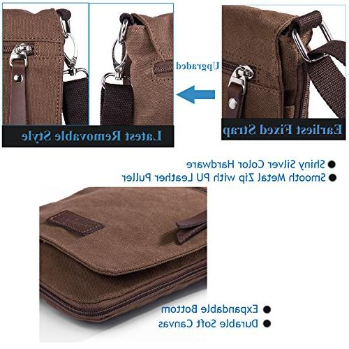 Ranboo Cross-Body Bags Satchel for Travel