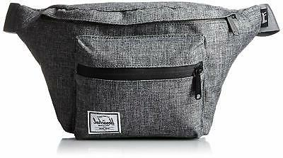 herschel supply co seventeen hip pack raven