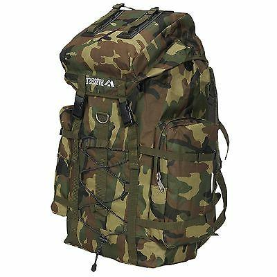 military camouflage hiking back pack large size