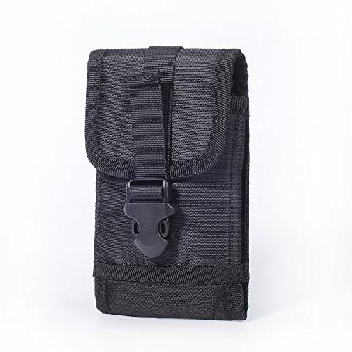 molle phone pouch military army