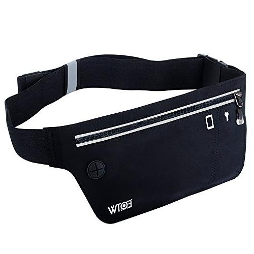 money belt waist wallet pouch