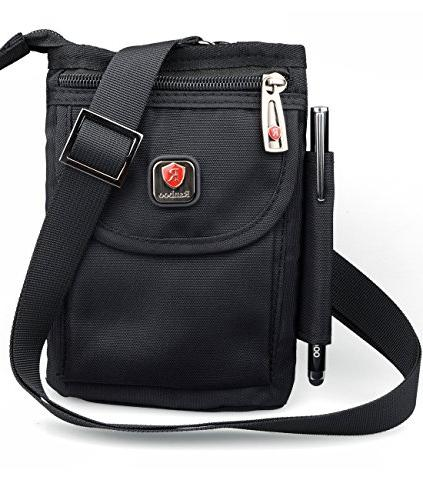 multifunctional cellphone purse crossbody shoulder