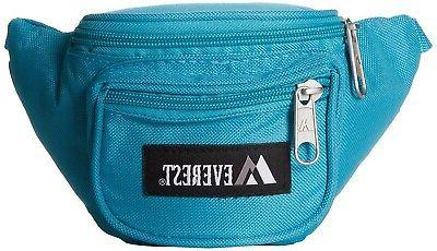 one size turquoise signature waist pack junior