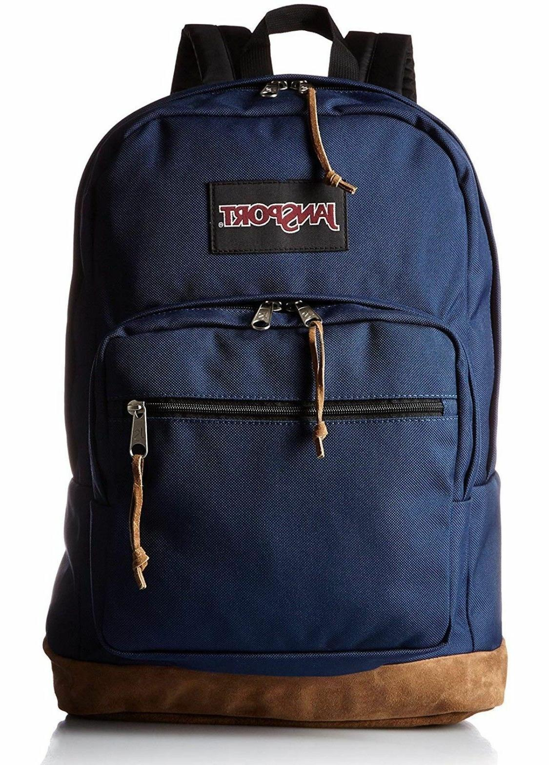 right backpack navy typ7003