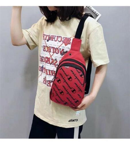 Champion Shoulder Bag/Fanny