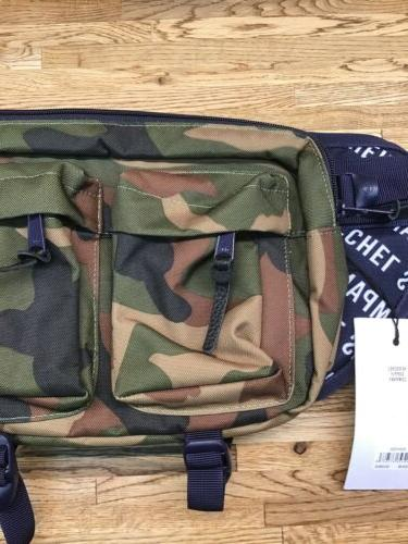 Herschel Supply Co. Eighteen Hip Pack/Fanny Woodland Camo