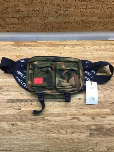 supply co eighteen hip pack fanny pack