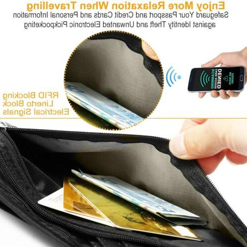 Travel Waist Wallet Bag