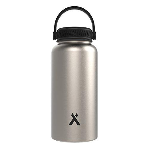 ae65a72613 Bear Grylls Triple Wall Vacuum Insulated Water Bottle
