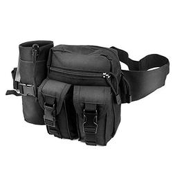 MUTANG Sports Leisure Waist Bag Waterproof Bum Bag Lightweig
