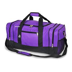 b4dcbaa2692b Everest Luggage Sporty Gear Bag,One Size...