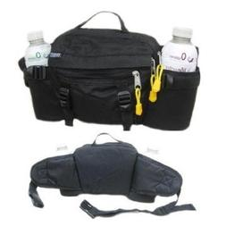 Lumbar Waist Pack - Holds Two Water Bottles