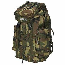 Military Camouflage Hiking Back Pack Large Size with Waiste