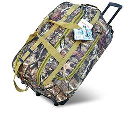 Explorer Hunting Luggage Travel Bag Mossy Oak -Realtree Outd